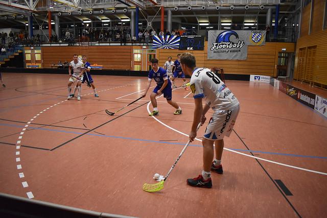 Rennsteig vs. Donau Floorball