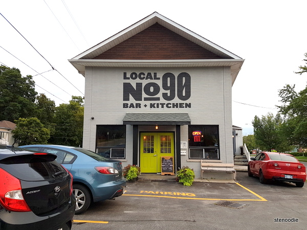 Local No90 Bar + Kitchen storefront