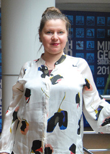 Сабина Юшкова, управляющая ООО «ВВС-инжиниринг»