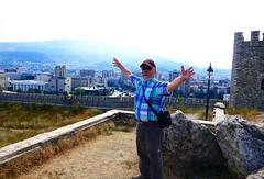 Ali at Skopje Fortress