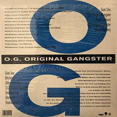 ICE-T:O.G. ORIGINAL GANGSTER(JACKET B)