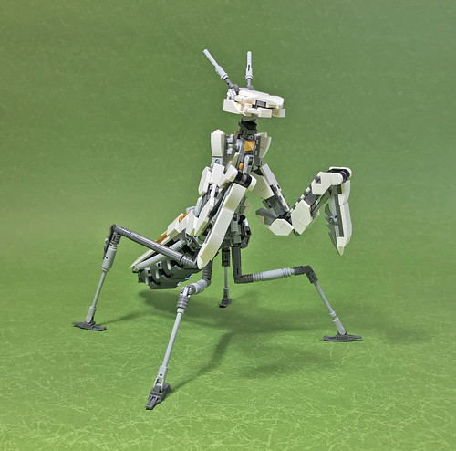 LEGO Mech  Mantis ver2-09