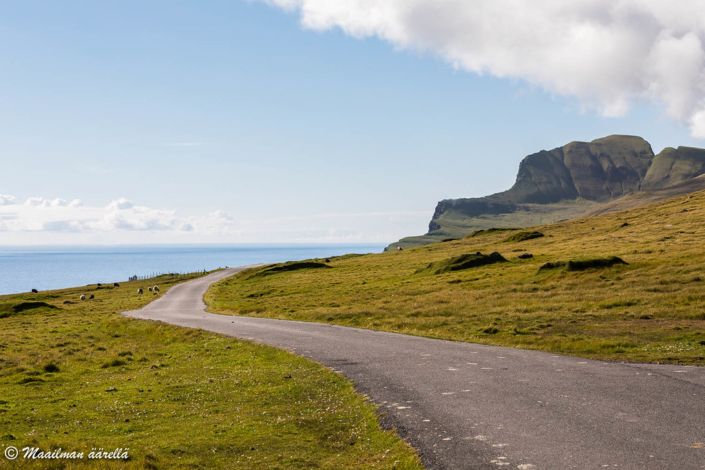 Faroe Islands experiences: driving in the Faroes