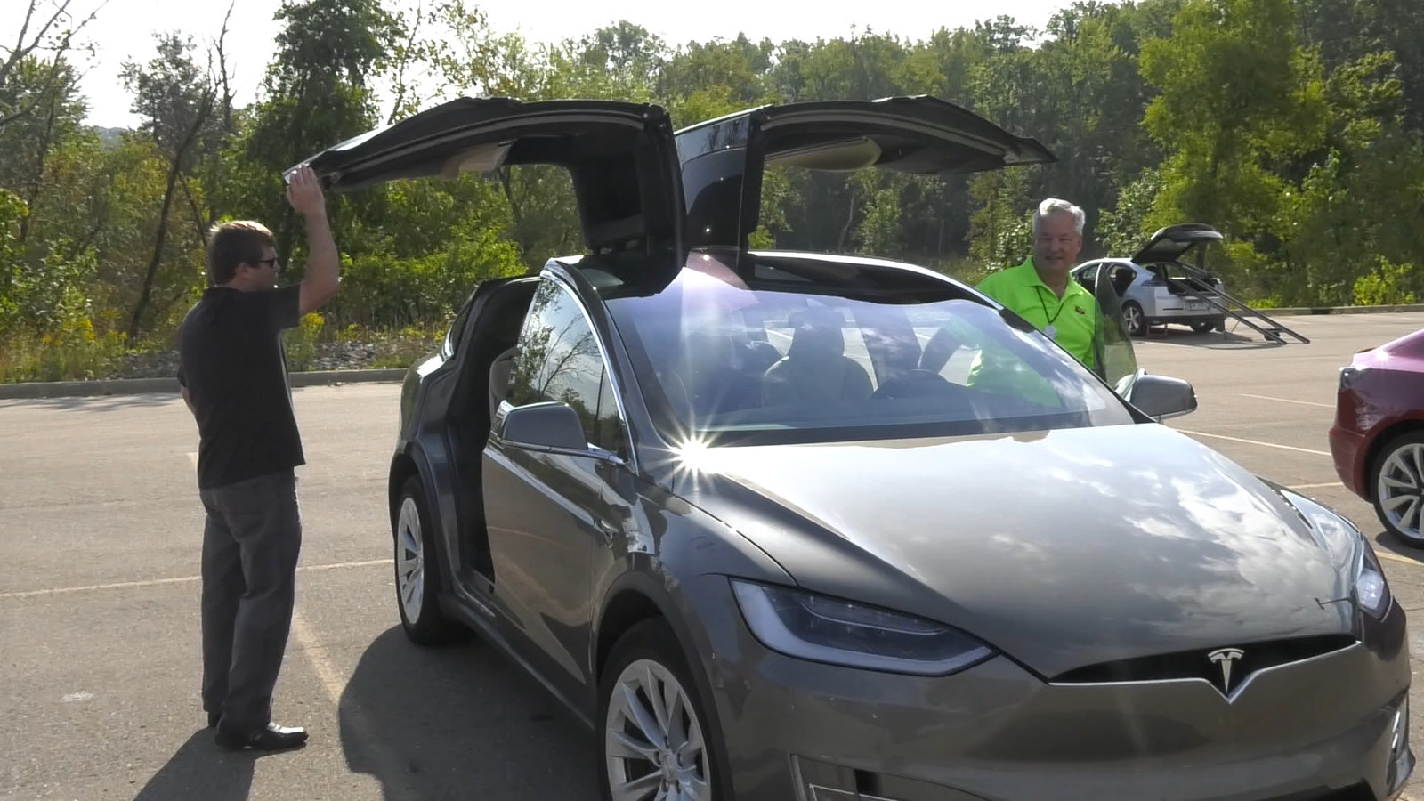 Ride And Drive An Electric Car