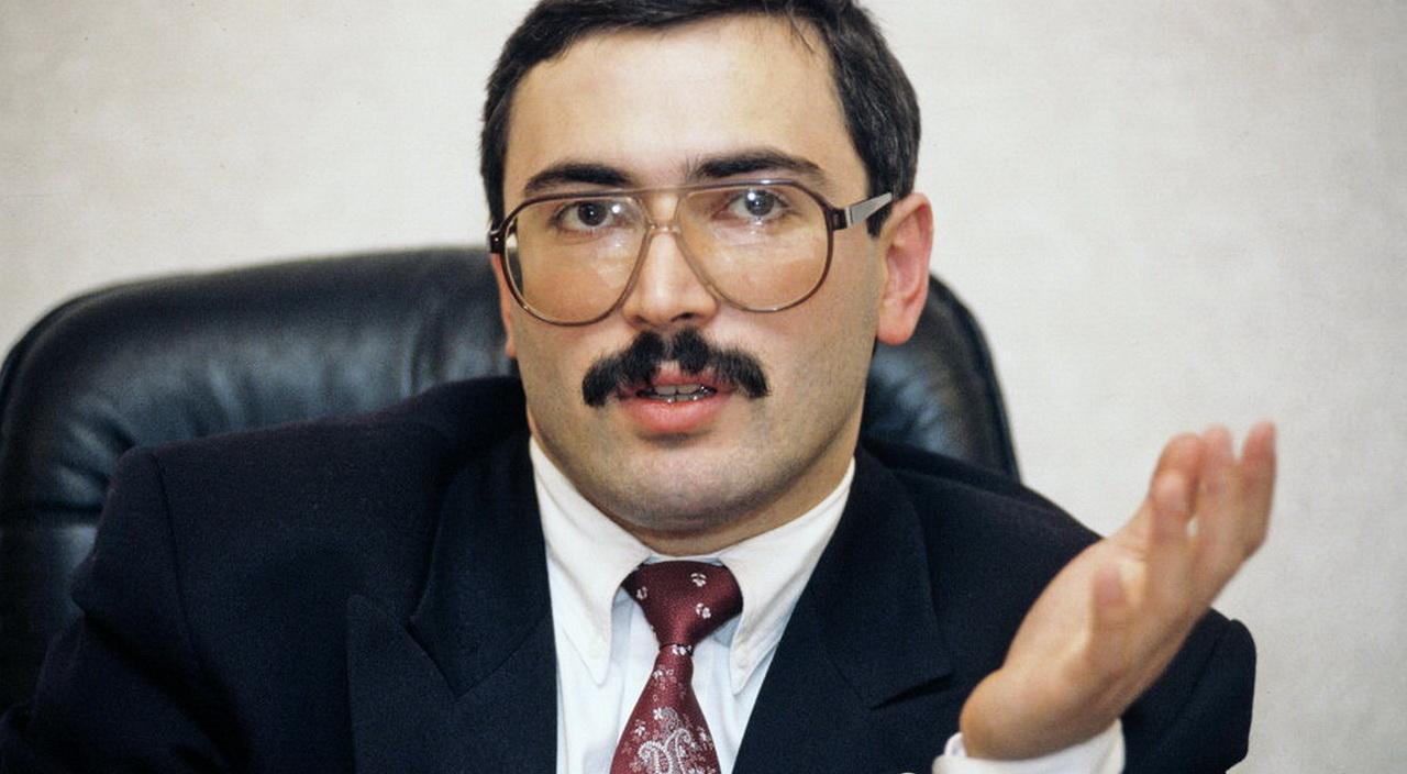 Михаил Ходорковский, председатель Совета директоров Международного финансового объединения Менатеп