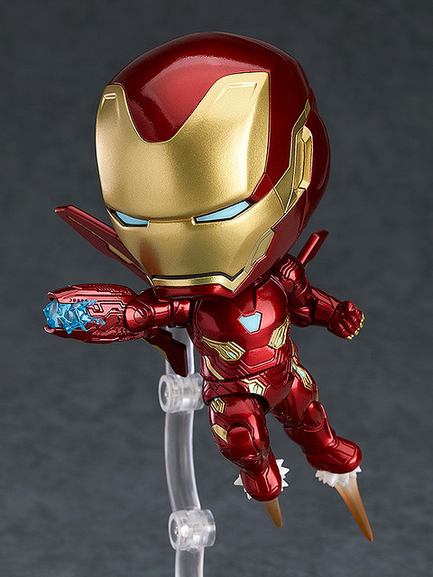 Nendoroid Iron Man Mark 50 Infinity Edition