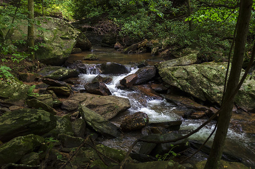 the carolina north pacolet river pearson falls saluda south water woods outdoor landscape rocks rocky