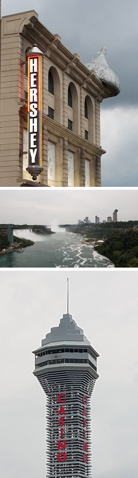 Niagara Blows