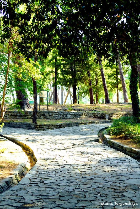 В парке Тивата