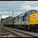 No 37714 Cardiff Canton 9th Sept 2018 Great Central Railway Diesel Gala