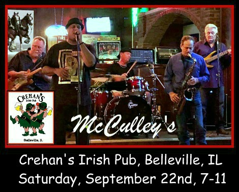 McCulley's 9-22-18