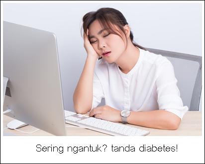 Awas Sering Mengantuk Di Jam Ini Bisa Jadi Tanda Diabetes