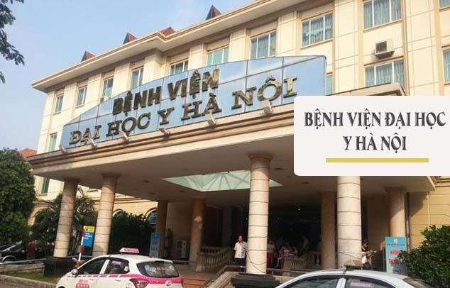 Khoa Ngoại - Bệnh viện Đại học Y Hà Nội