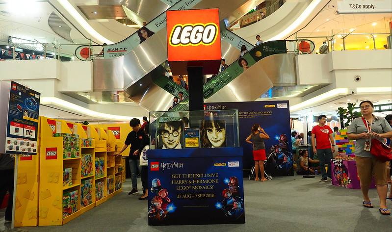 LEGO Hogwarts Castle Launch Event