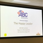 NWCYP 'The Happy Leader' Lunch and Learn 2018