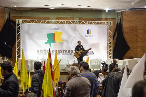 Debate Visões de Estado - 31/08/18 - Porto Alegre