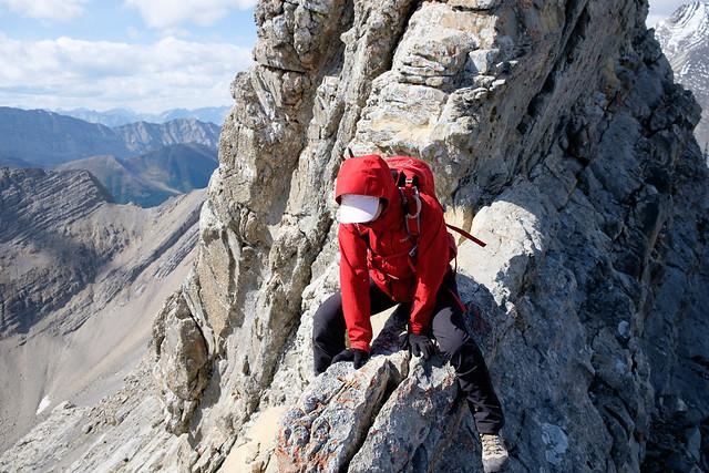 Scrambles - Mt. Arethusa - Sept 2018-28