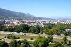 Cityscape, Skopje, Macedonia