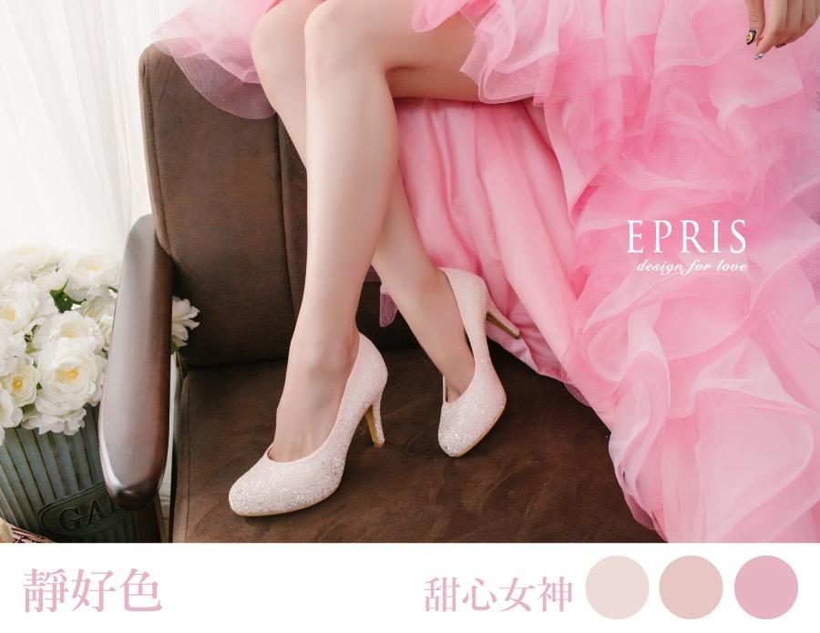 公主高跟鞋
