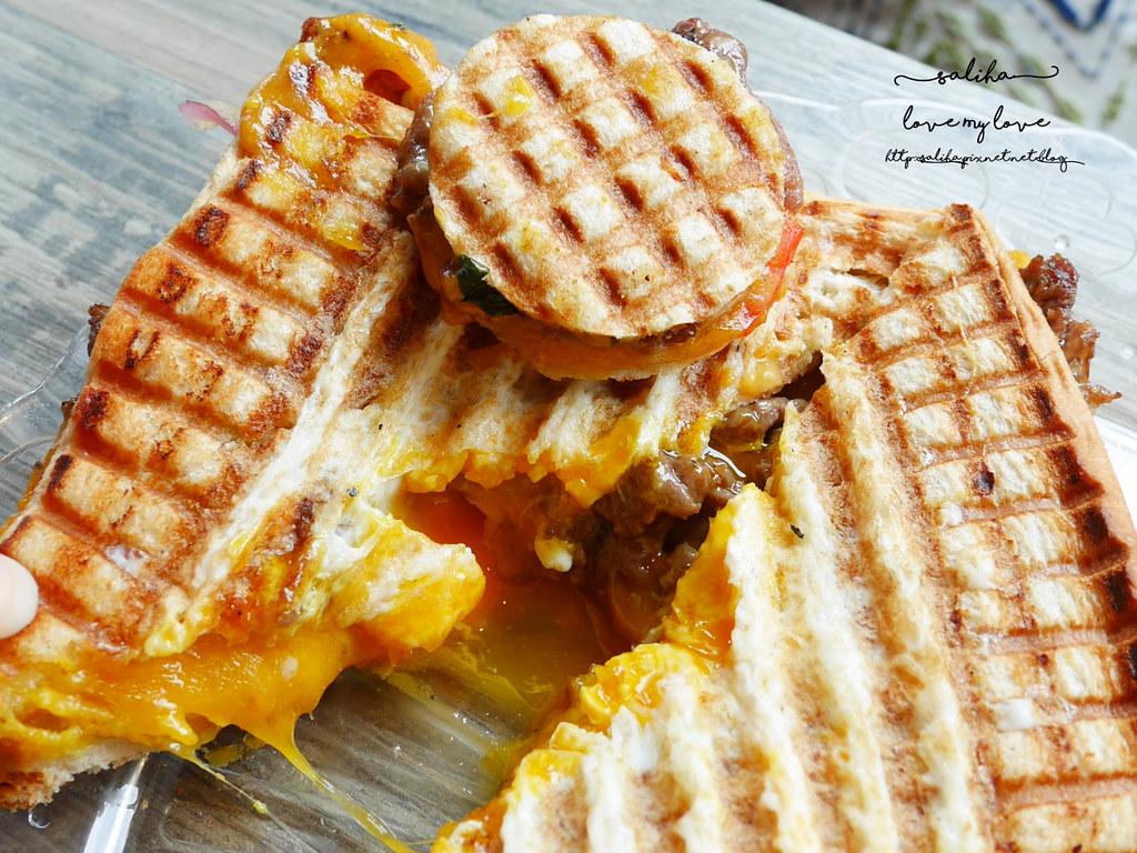 台北東門站好吃早午餐餐廳推薦brunchToasteria Cafe吐司利亞 (3)