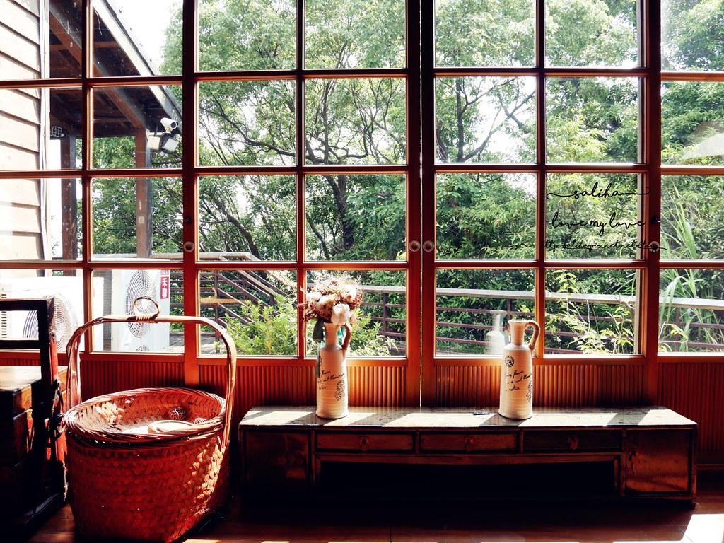 陽明山一日遊景點餐廳推薦草山行館參觀資訊 (7)