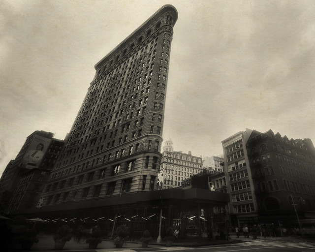 What I Saw Today : Flatiron