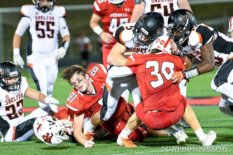 Shelton vs. Fairfield Prep - High School Football