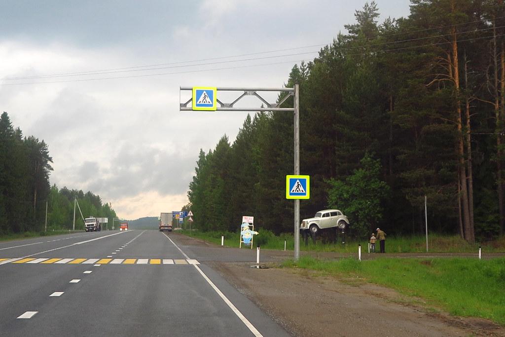 2018_06 Москвич-401 в Юрьянском районе Кировской области 5
