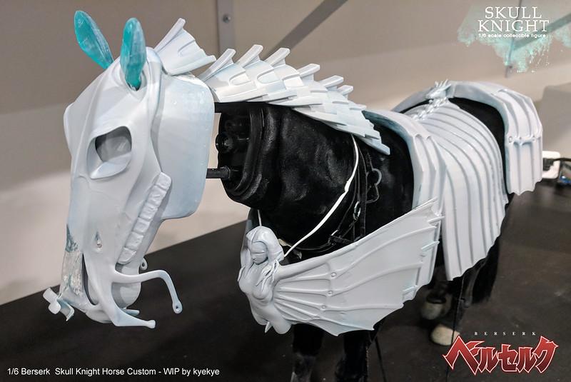 1/6 scale horse armor custom for Skull knight from [Berserk] 43213155435_fbefc4fa8f_c