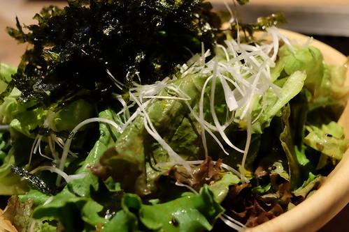 ヤキニクバルのサラダNO MEAT, NO LIFE 5go 08