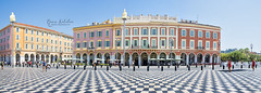 Place Massena Nizza