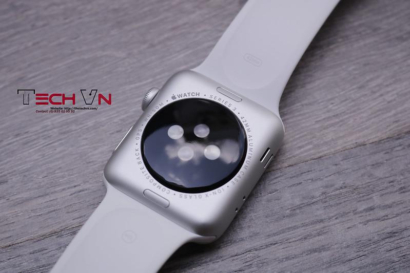 Techvn - apple watch series 3 42mm GPS silver 02