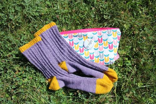 Les chaussettes d'Arabella Figg