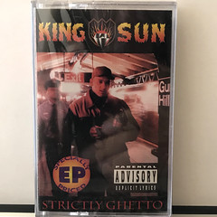 KING SUN:STRICTLY GHETTO(JACKET A)