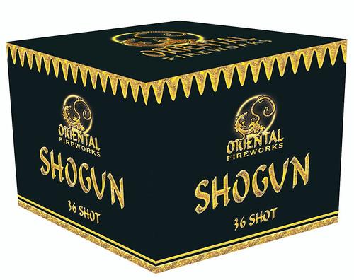 Shogun 36 Shot Firework Barrage #EpicFireworks