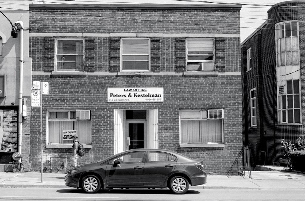 Art Deco Lawyer's Office