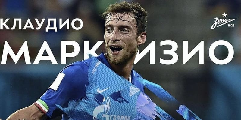 Zenit menggaet mantan bintang Juventus Marchisio