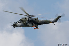 Mi-24 7353 Czech Air Force
