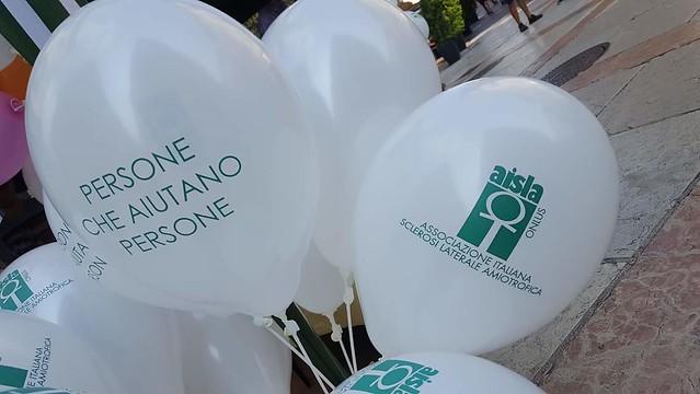 XI Giornata Nazionale SLA - Le Piazze