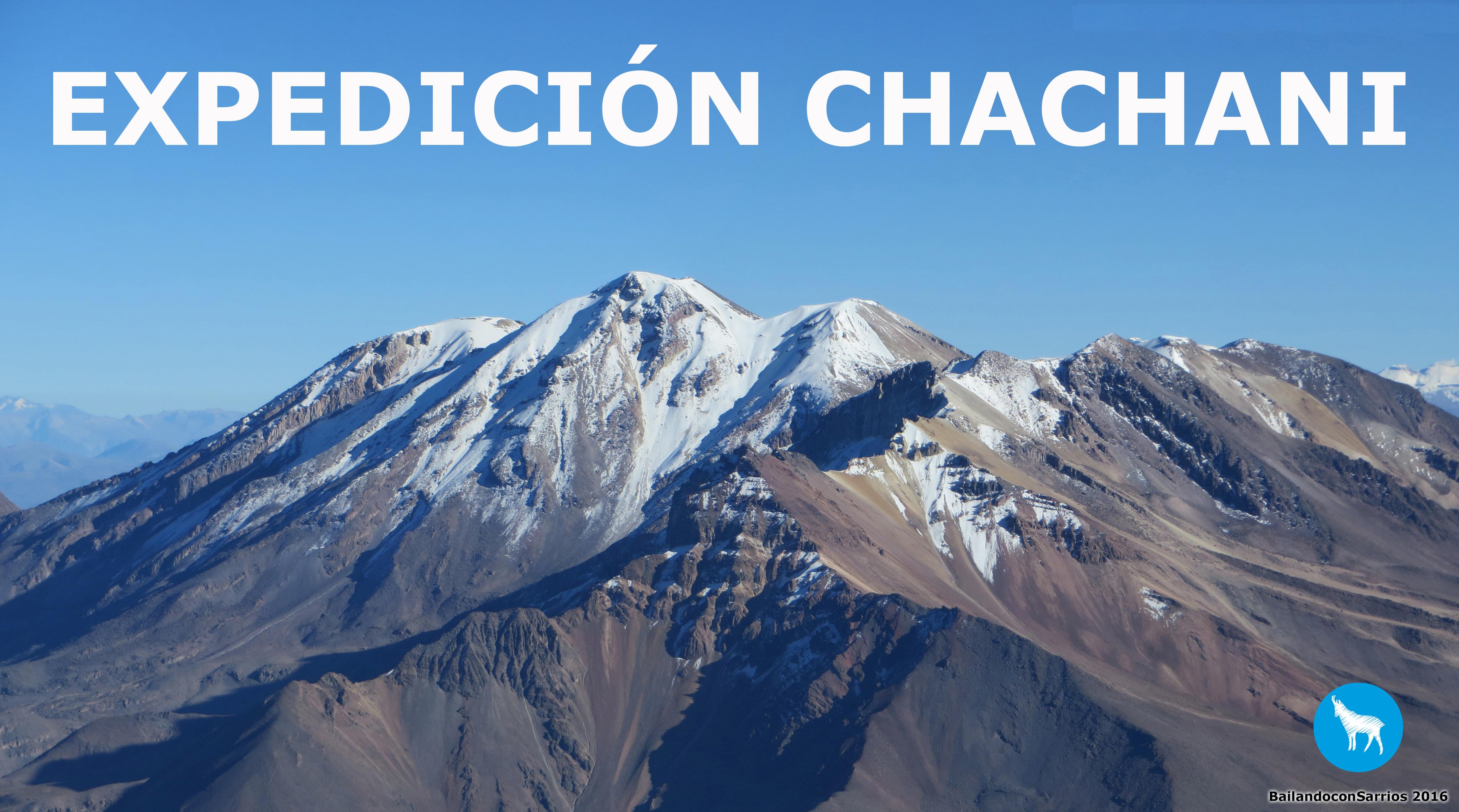 · 2016/05 CHACHANI (6.075 M) CORDILLERA ANDES (PERÚ)