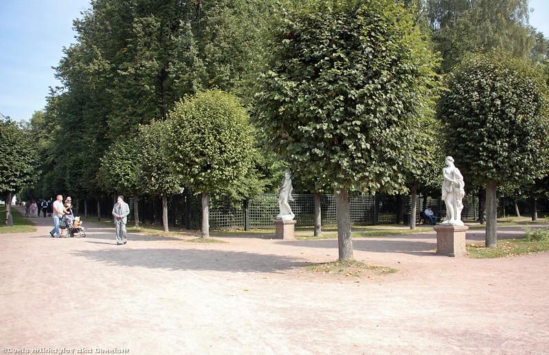 Усадьба Кусково, Москва.