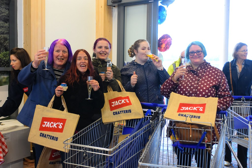 Jack's opening in Chatteris and Immingham
