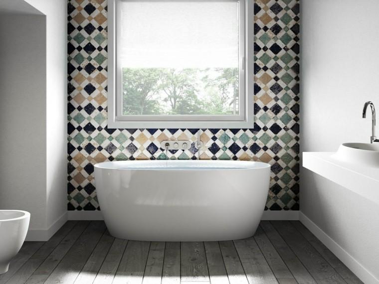 Wie man ein modernes Badezimmer 50 inspirierende Ideen sch ...