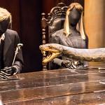 Harry Potter WB Studio Tour-Nagini the Snake