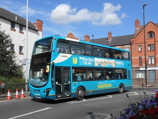 Arriva Buses Wales, Nikon COOLPIX S3300