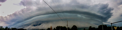 Mothership Shelf Cloud