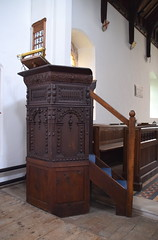 pulpit (17th Century)