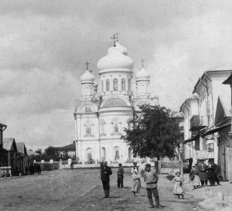 Храм Тихвинской иконы Божией Матери на Московской улице