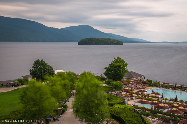 A Beautiful Afternoon at the Sagamore