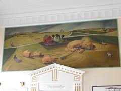 Hoisington, Kansas Post Office Mural